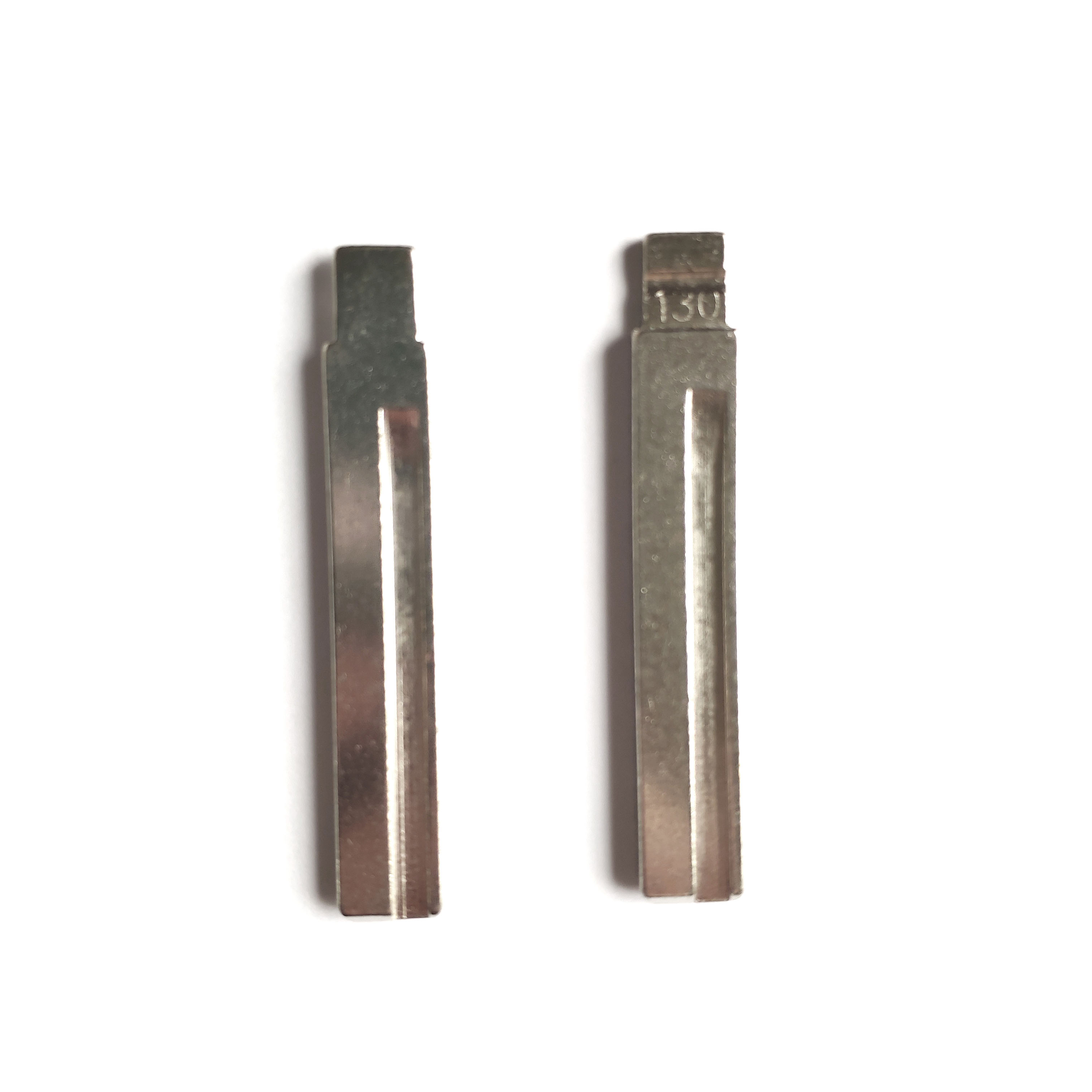 130#  HYN17R  Key Blade for Hyundai Santa Fe - Pack of 10