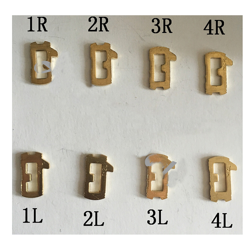 Buick HU100 Car lock Reed Locking Plate Inner Milling Locking Tabs ( 200 pcs)