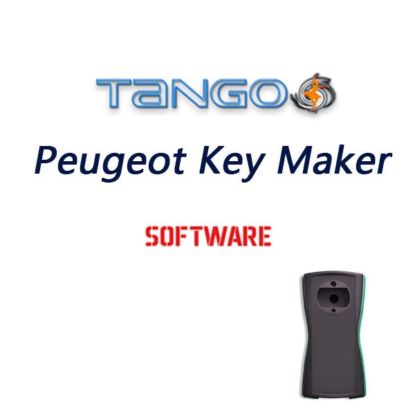 TANGO Peugeot Key Maker Software