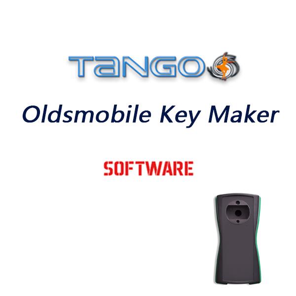 TANGO Oldsmobile Key Maker Software