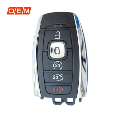 5 Button Genuine Smart Key Remote 902MHz HP5T-15K601-BE for Lincoln