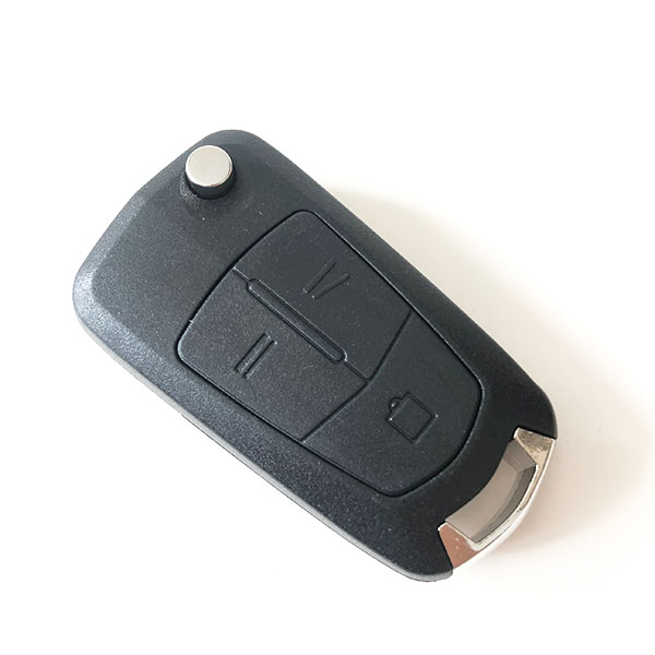 (434Mhz) Flip Remote Key For Opel /Vauxhall Vectra C Signum (HU43)