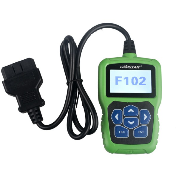OBDSTAR F102 Pin Coder Reader with Immo & Odometer Function for Nissan Infiniti