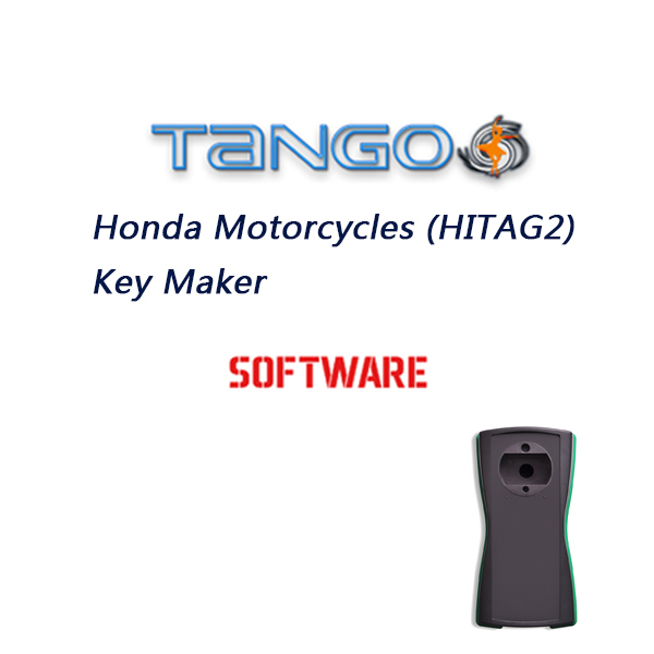 TANGO Honda Motorcycles (HITAG2) Key Maker Software