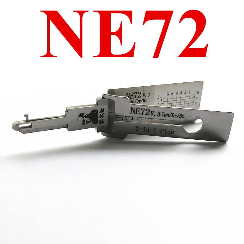 LISHI NE72 V.3 Auto Pick & Decoder for Peugeot Citroen Renault
