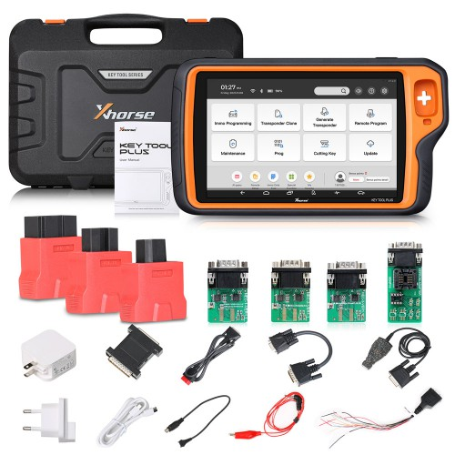 Xhorse VVDI Key Tool Plus Pad Full Configuration Advanced Version