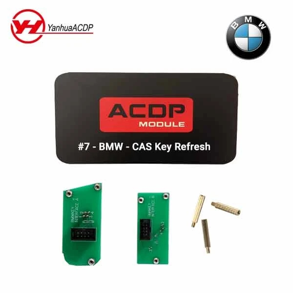 BMW - Module #7 for Mini ACDP - Refresh BMW E chassis / F chassis (CAS) Keys