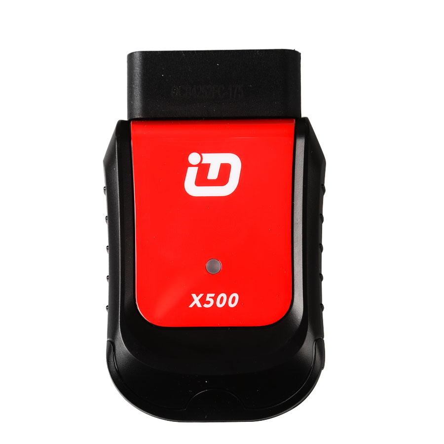 XTUNER-X500+ X500+ Support OBDII Diagnosis+ Oil Reset+DPF+Battery+ABS+EPB+TPMS+ IMMO+Injector Language: English, Spanish, French, Portuguese and Russian