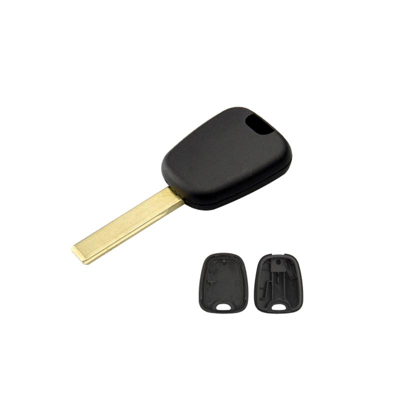 Transponder Key Shell With HU83 Blade for Citroen 5 pcs