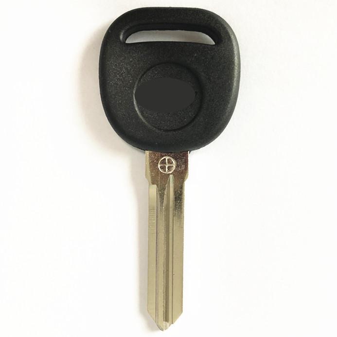 Transponder Key Shell for Chevrolet 5pcs