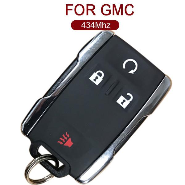 AK019012 for GMC Smart Remote Key 3+1 Button 434MHz M3N-32337200