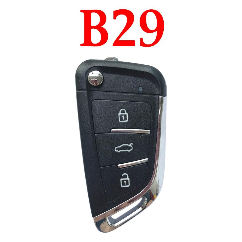 KEYDIY B29 KD Remote control - 5 pcs