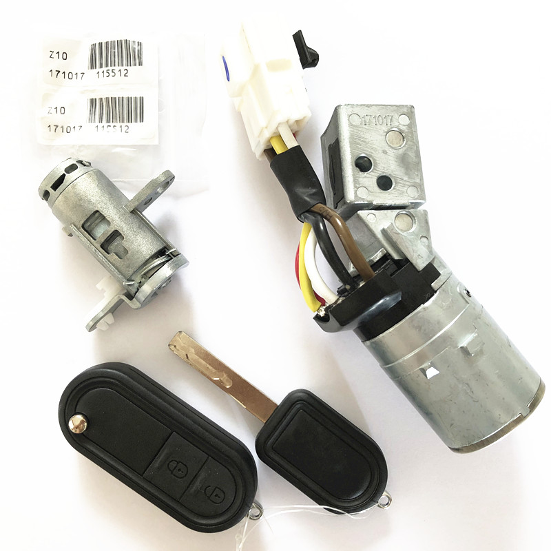 Car lock for MG with TWO pieces Key 433HZ ID46(HITAG2)7941