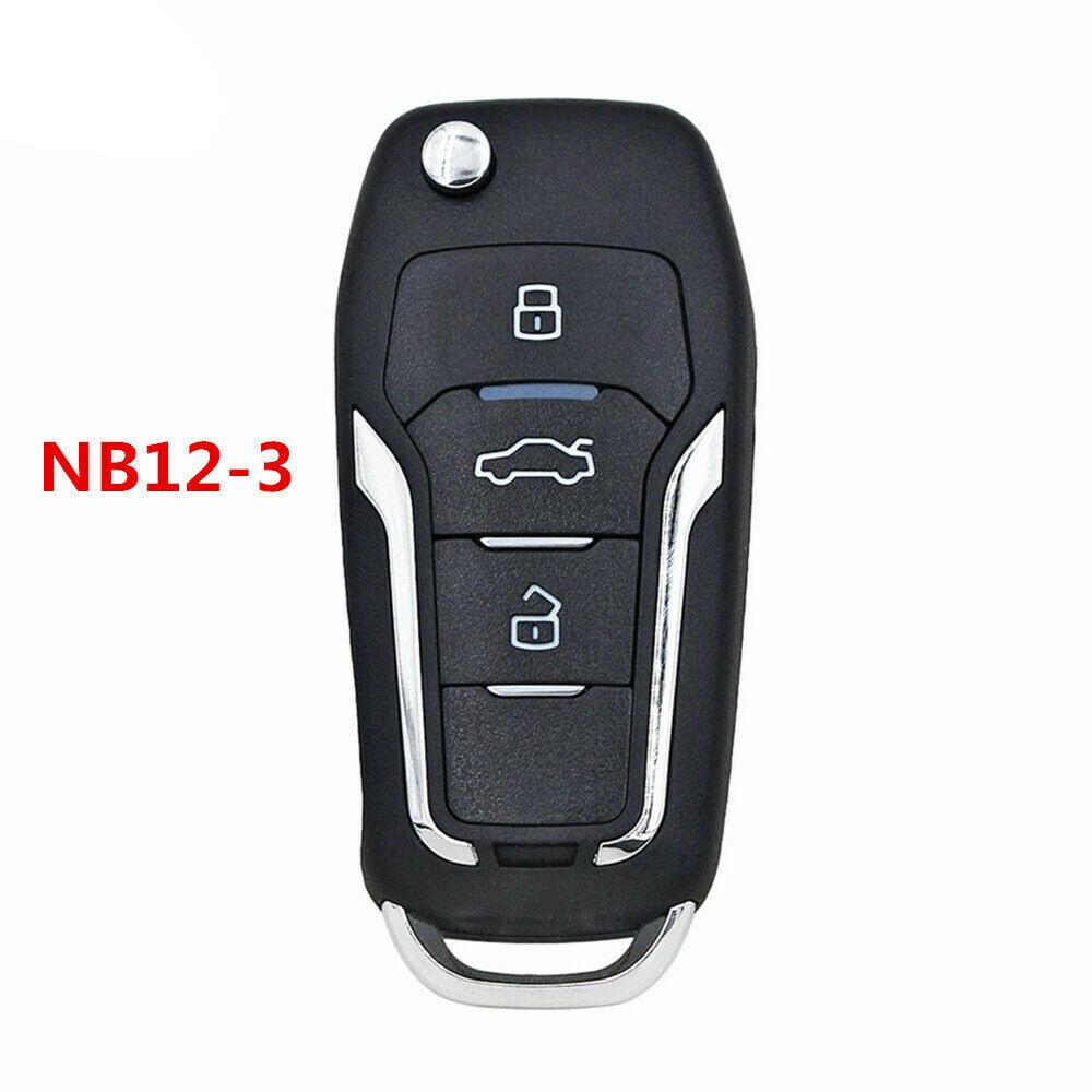 KEYDIY NB12-3 KD Remote control - 5 pcs