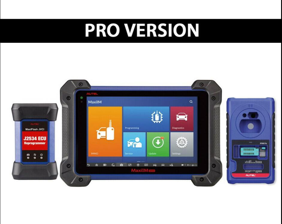 Autel MaxiIM IM608 PRO Programming and Diagnostic Tool