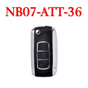 KEYDIY NB07-ATT-36 Universal Remote Control - 5 pcs