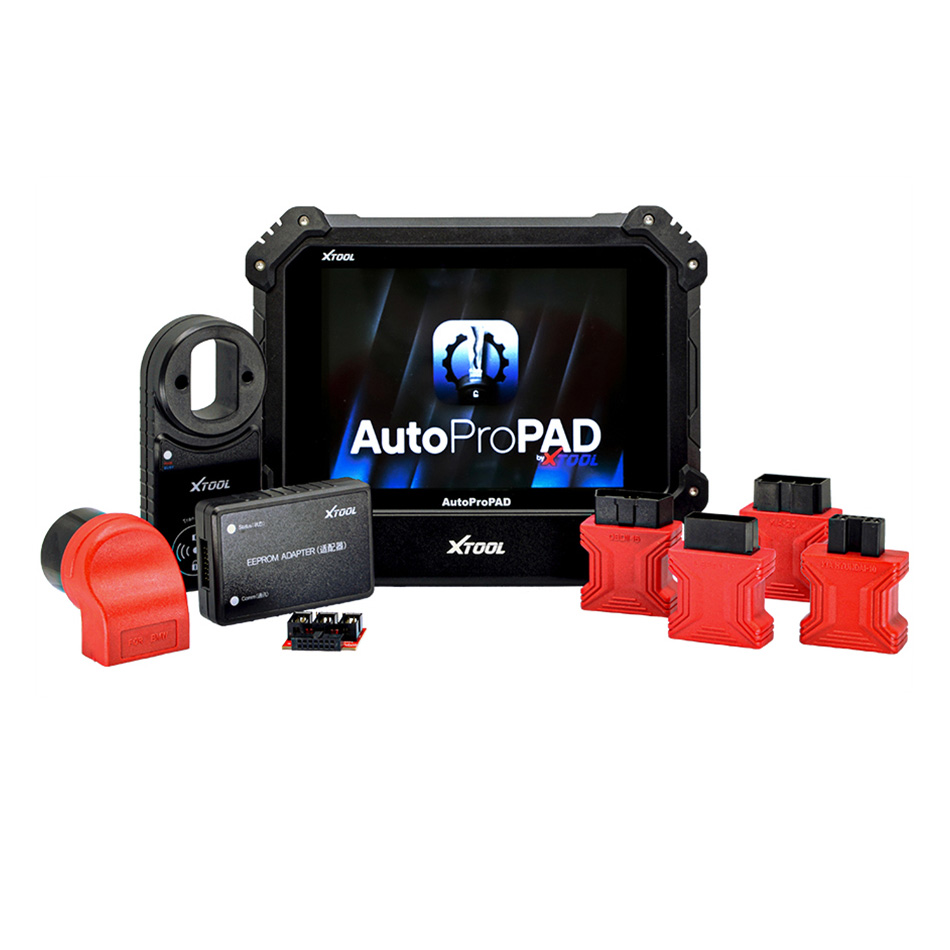 Xtool AutoProPAD Full Version - Automotive Key and Remote Programmer
