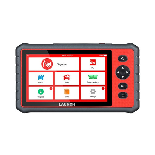 LAUNCH X431 CRP909E Full System Car Diagnostic Tool with 15 Reset Service PK MK808 CRP909