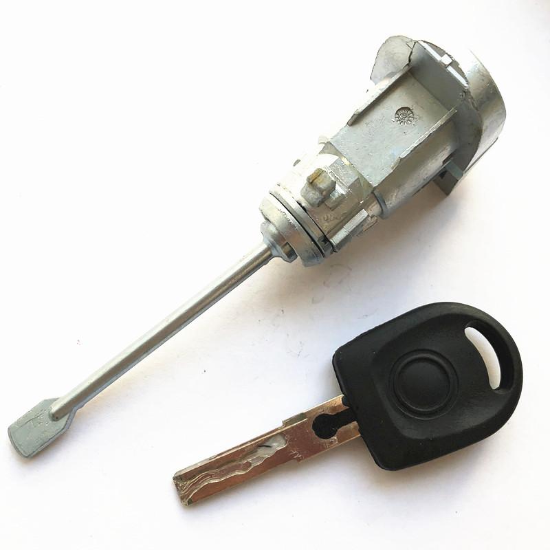 Left car door lock kit for VW New Bora