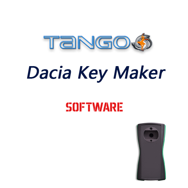 TANGO Dacia Key Maker Software