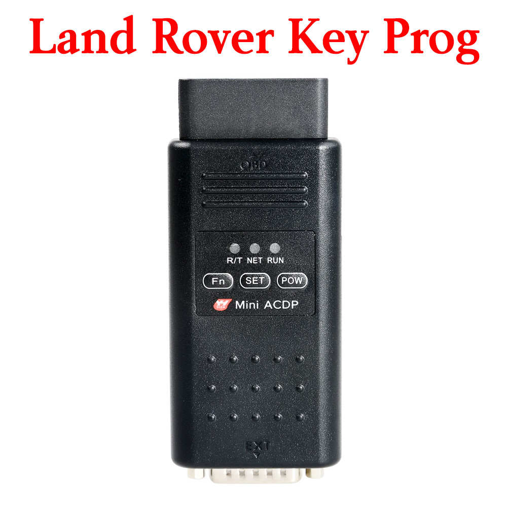 Yanhua Mini ACDP Master with Module 9 Land Rover Key Programming Support KVM from 2014-2018 Add Key & All Key Lost