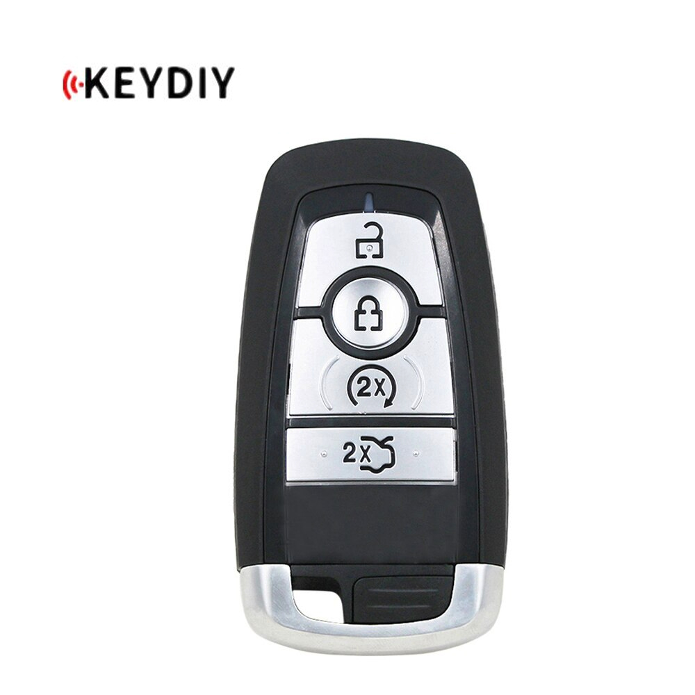 KEYDIY ZB21-4 KD Smart Remote control - 5 pcs