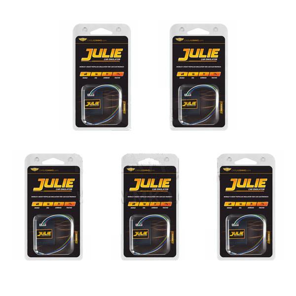 Julie Platinum Universal Emulator for Immobilizer ECU Airbag Dashboard 5 pcs with FREE EXPRESS SHIPPING