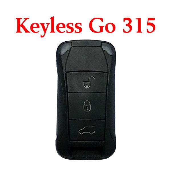 3 Buttons 315 MHz Smart Key for Porsche Cayenne
