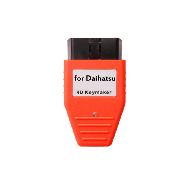 4D Keymaker for Daihatsu