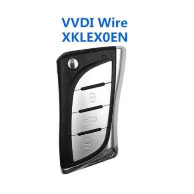 5 pieces Xhorse VVDI  Lexus Type Universal Remote Model  - XKLEX0EN