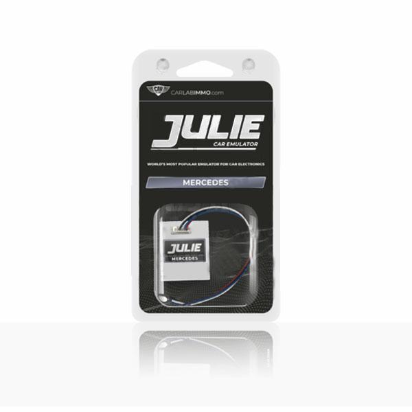 Julie Mercedes Group Car Emulator For Immobilizer ECU Airbag Dashboard