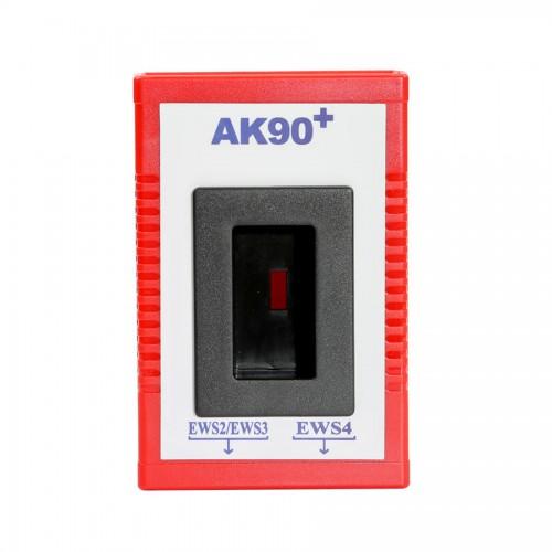 V3.19 BMW AK90+ AK90 Key Programmer for All BMW EWS from Year 2005-2009