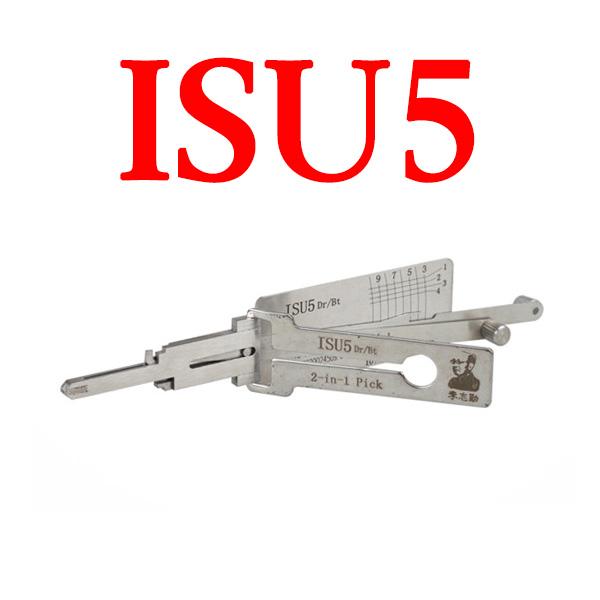 LISHI ISU5 Auto Pick and Decoder for ISUZU Truck