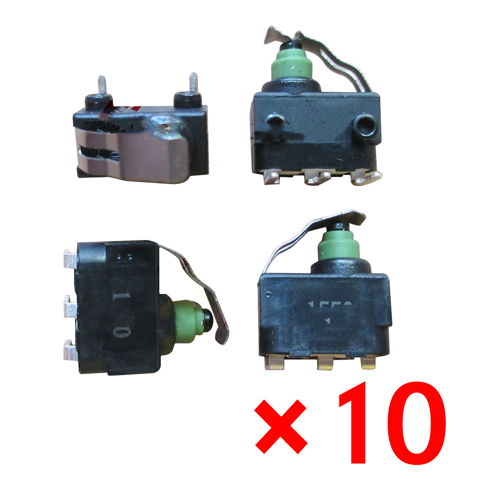 3C0905864 Micro Switch for VW Passat B6 CC - Pack of 10