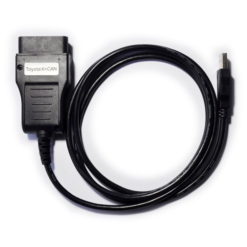 Super Toyota K+CAN Commander Cable For Toyota / Lexus / Scion