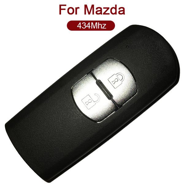 AK026015 2 Button Remote Key 434MHz Mitsubishi System for Mazda CX5