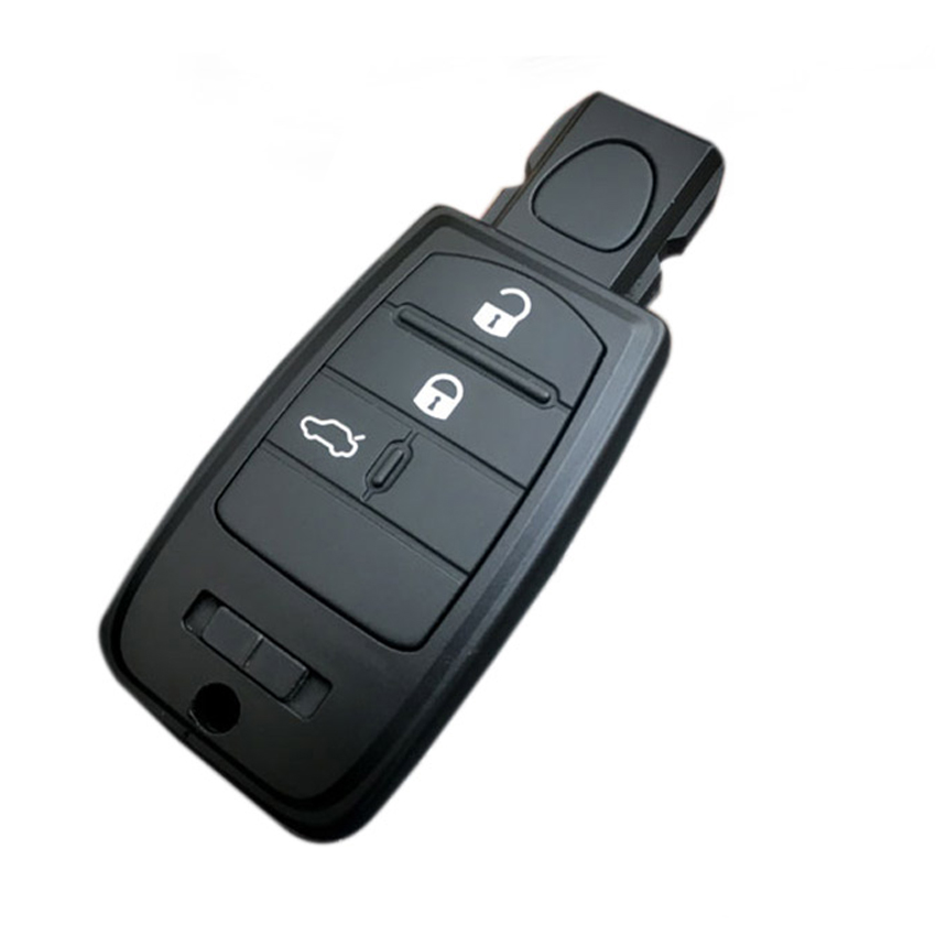 3 Button 433 MHz remote for Fiat
