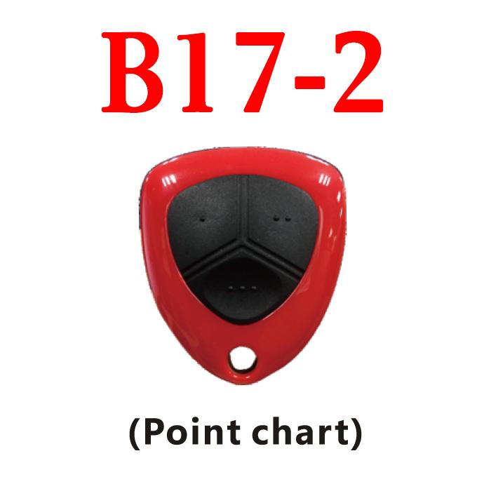 KEYDIY B17-2 KD Remote Control - 5 pcs