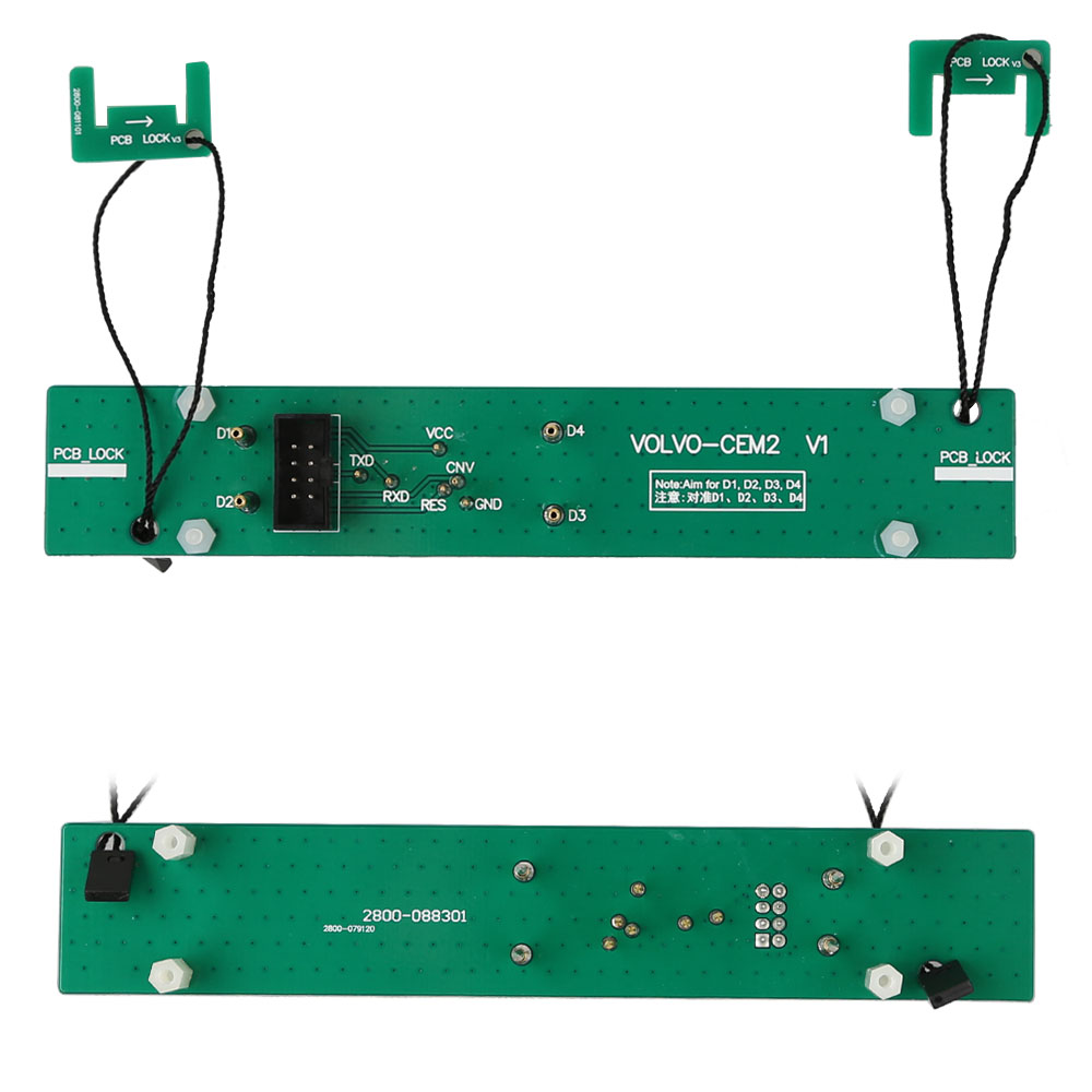 BMW-CAS4 Interface Board for Yanhua Mini ACDP