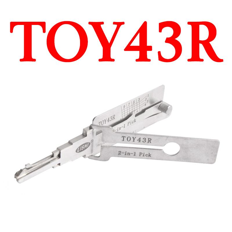 Original LISHI TOY43R Auto Pick and Decoder