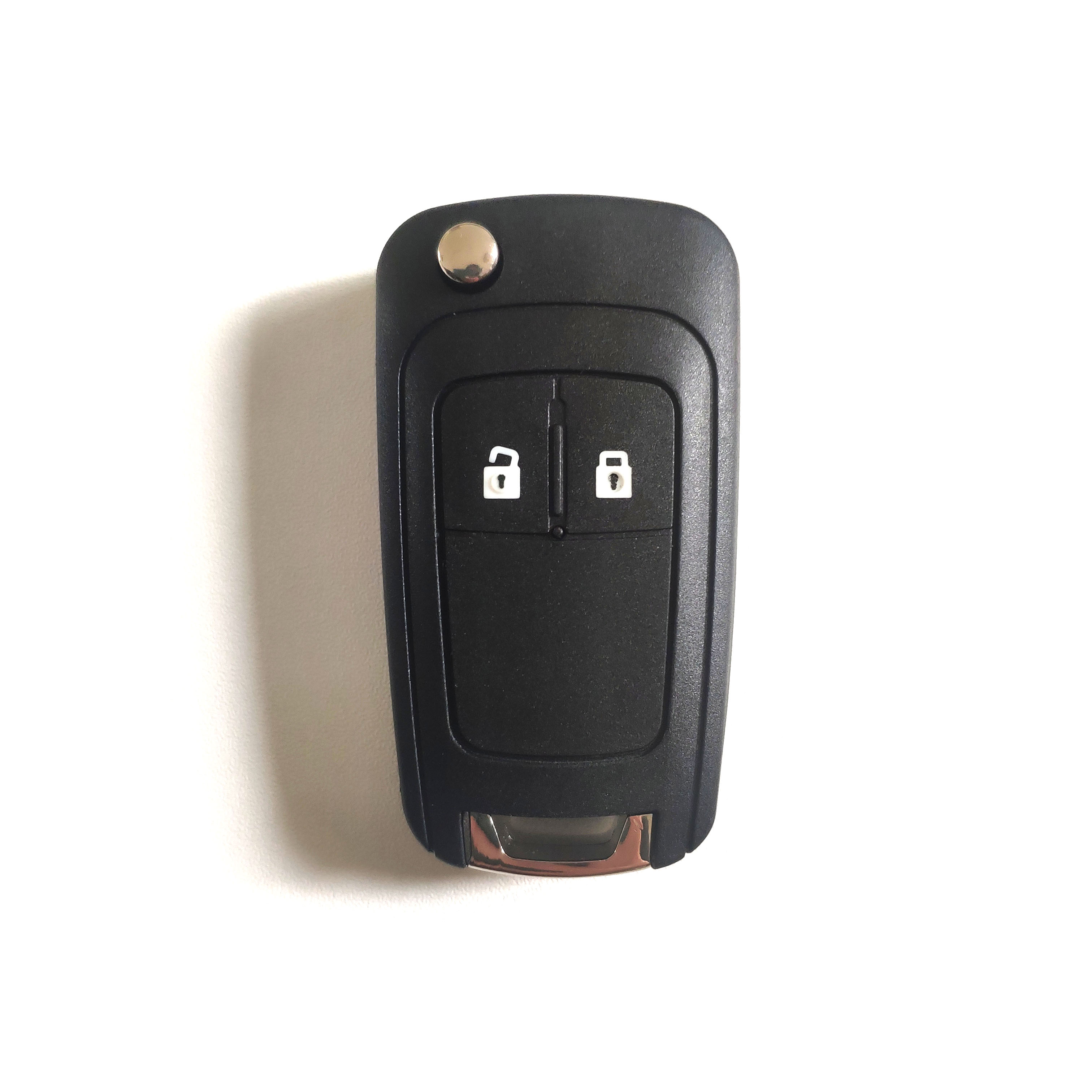 [ weekend special ] 2 Buttons 315 Mhz Flip Smart Proximity Key for Buick with Logo
