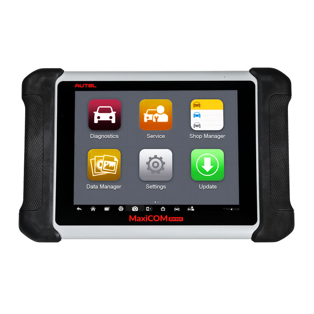 Autel MaxiCom MK906 Online Diagnostic and Programming Tool - Update version of MS906