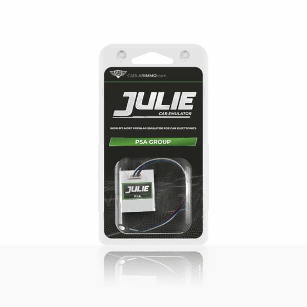 Julie PSA Group Car Emulator For Immobilizer ECU Airbag Dashboard