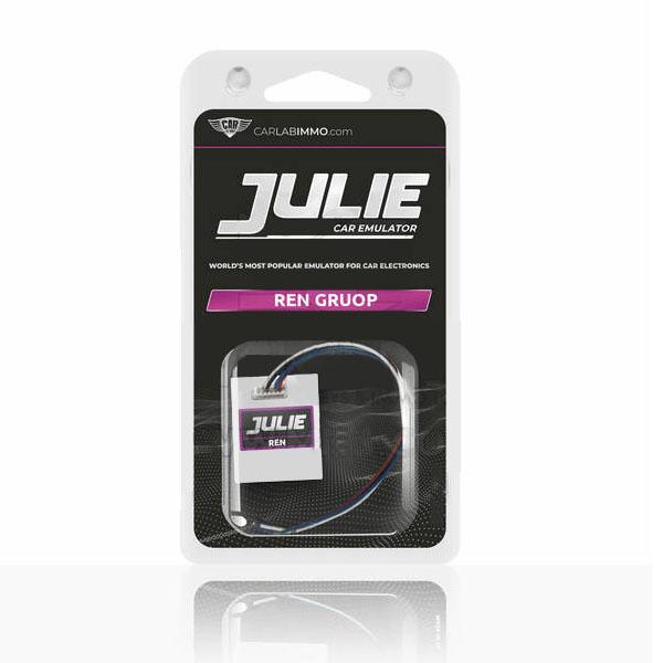 Julie Emulator For Immobilizer ECU Airbag Dashboard For REN Group Car