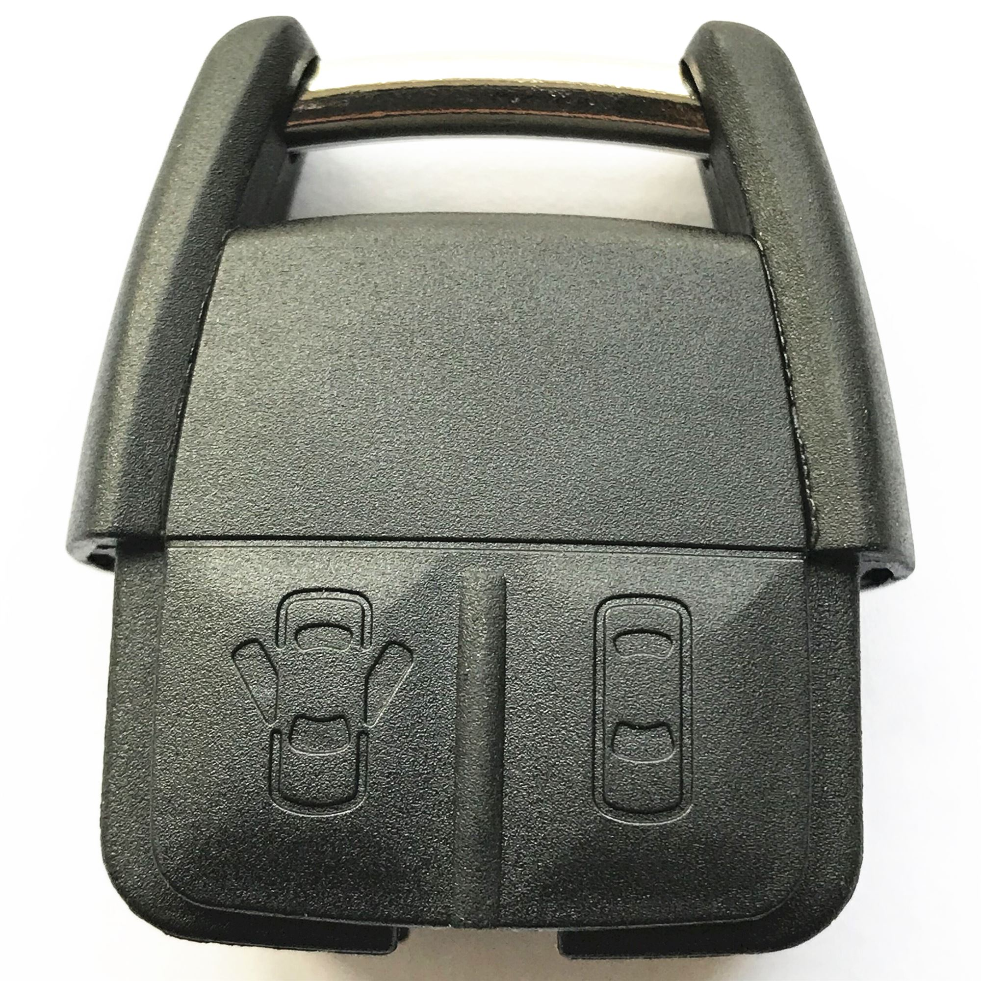2 Buttons 434 MHz Remote Control Key For Opel