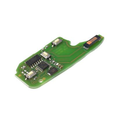 3 Button Remote PCB 433MHz PCF7946 High Quality for Fiat Fiorino