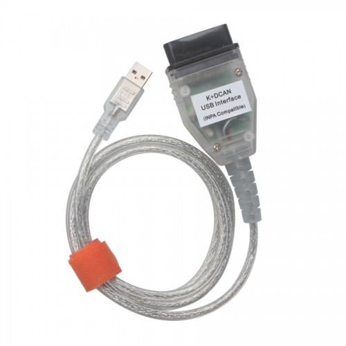 INPA K+CAN Allows Full Diagnostic For BMW With FT232RL Chip