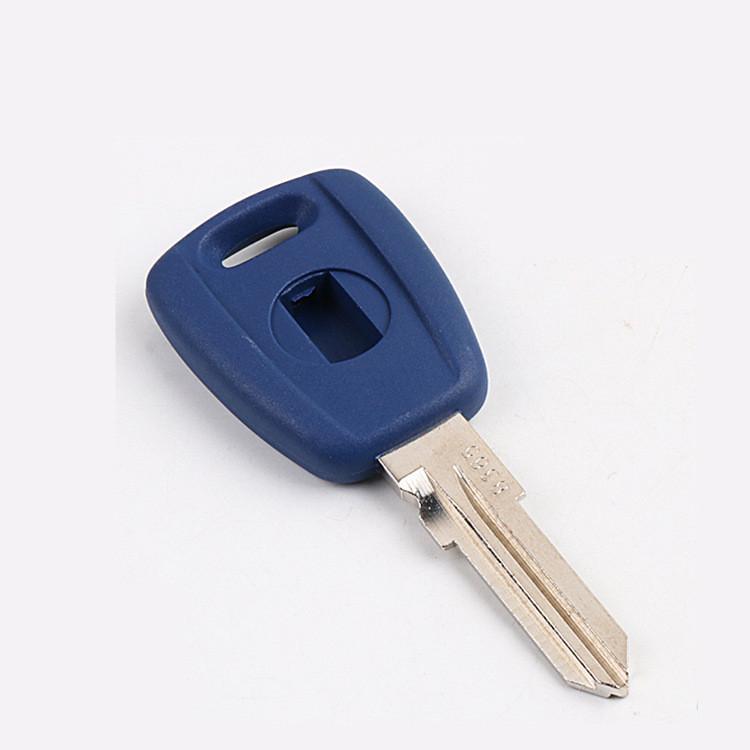 Transponder key shell for fiat 5pcs