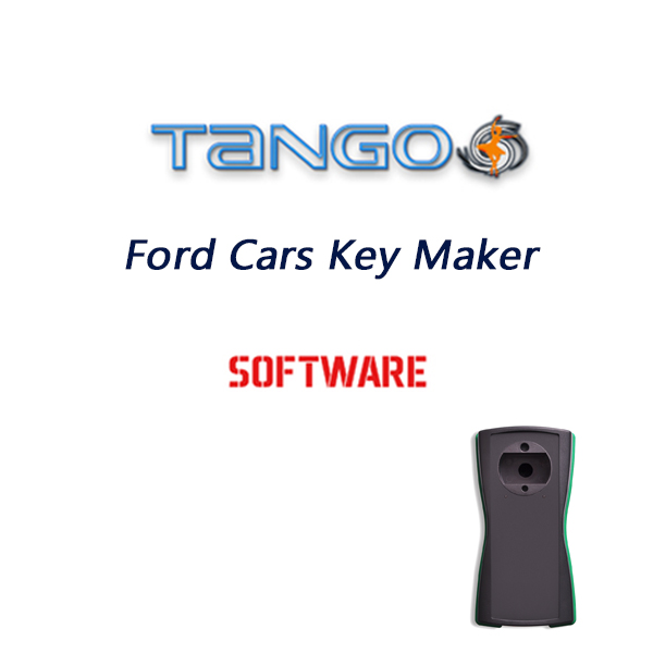 Ford Car Key Maker Software for Tango