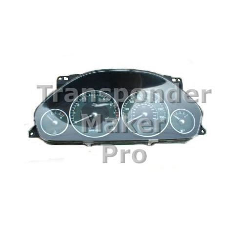 TMPro Software Module 71 for Jaguar Dashboard